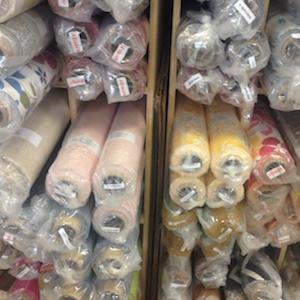 collection de coton enduit français