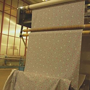 les secrets de fabrication des tissus oeko-tex Fleur de Soleil