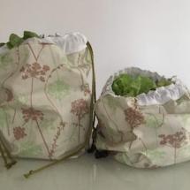 tuto gratuit sac à salade en toile enduite