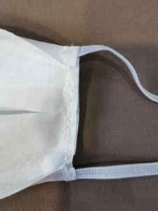 couture élastique zig zag